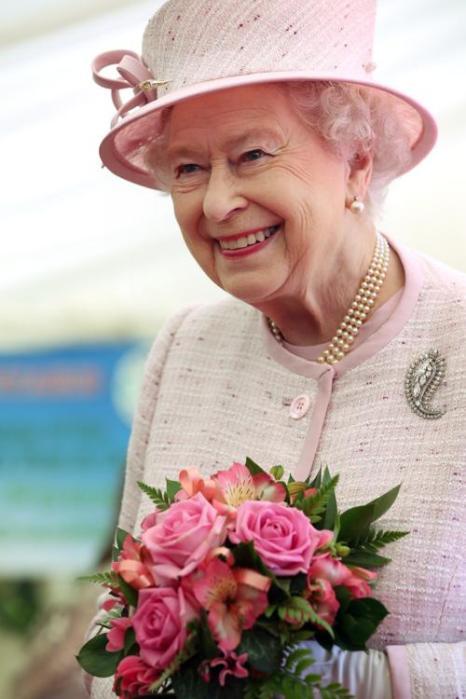 Королева Елизавета II  посетила Херефорд. Фоторепортаж. Фото: Christopher Furlong - WPA Pool /Getty Images