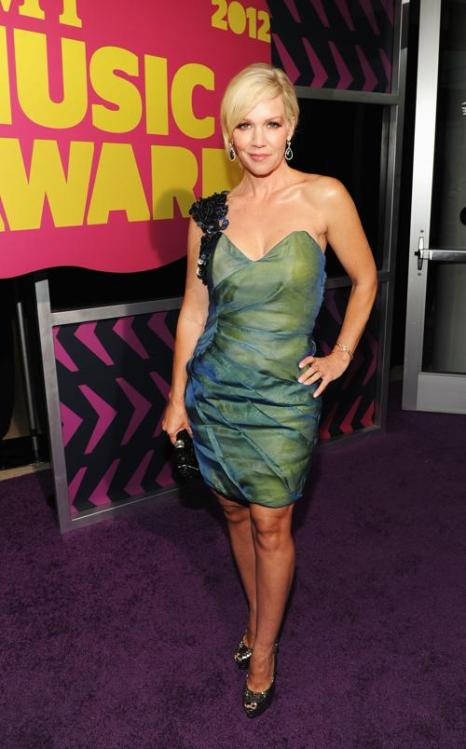 Участники CMT Music awards. Jennie Garth. Фоторепортаж из  Нэшвилла. Фото: Rick Diamond/Getty Images for CMT