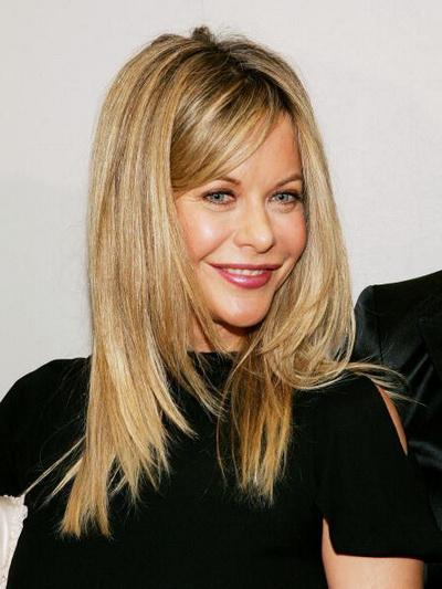 Актриса Мег Райан в Нью-Йорке. Фото: Evan Agostini/Getty Images