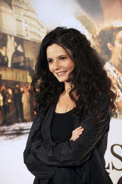 «Женщина и мужчины». Актриса Соломе Лелуш на премьере фильма «Женщина и мужчины» в Париже. Фото: BORIS HORVAT/AFP/Getty Images