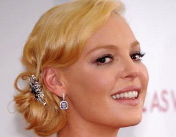 Актриса Кэтрин Хайгл. Фото: Bryan Bedder/Getty Images
