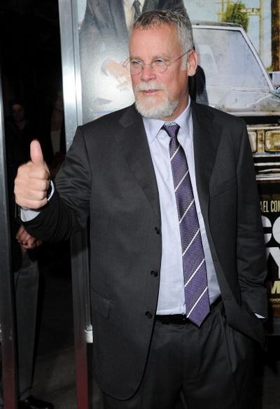 «Линкольн для адвоката». Писатель Майкл Коннелли на премьере фильма «Линкольн для адвоката» в Голливуде, Калифорния. Фото: Jason Merritt/Getty Images