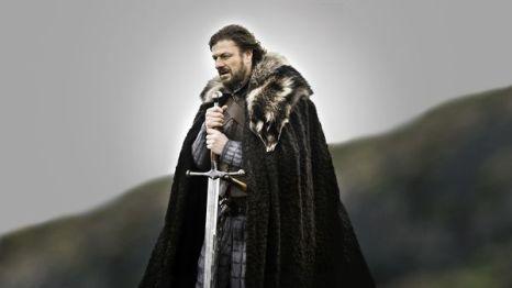 «Игра престолов». Шон Бин в роли Эддарда Старка в сериале «Игра престолов». Фото с сайта westeros.ru