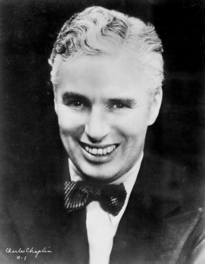 Чарльз Чаплин. Фото: AFP/Getty Images