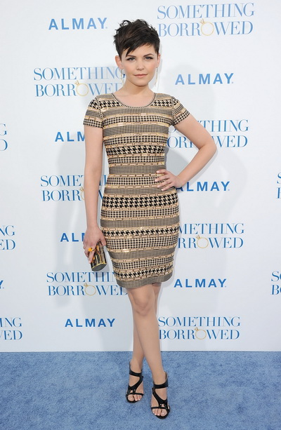 «Жених напрокат». Актриса Джиннифер Гудвин на премьере картины «Жених напрокат» в Голливуде, Калифорния. Фото: Jason Merritt/Getty Images
