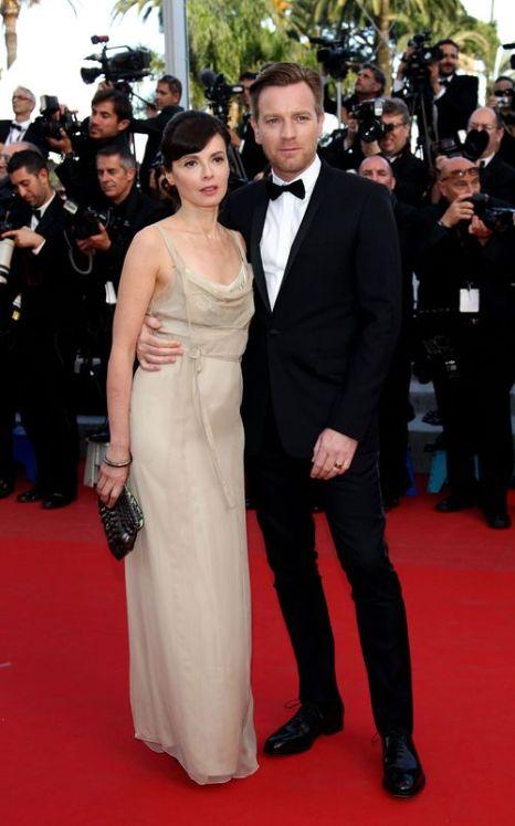 «На дороге». Среди посетителей премьеры актёр Юэн МакГрегор с супругой Ив Мавракис. Фото: Vittorio Zunino Celotto/Getty Images