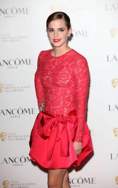 «Идеи для платья к выпускному от кинозвезд». Эмма Уотсон. Фото: Tim Whitby/Getty Images