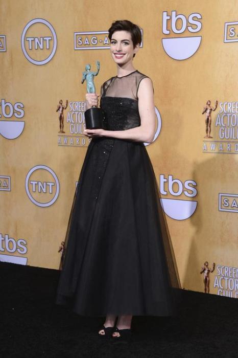 Гильдия киноактёров США вручила свою 19 ежегодную премию 27 января 2013 года в Лос-Анджелесе. Фото: Mark Davis / Getty Images