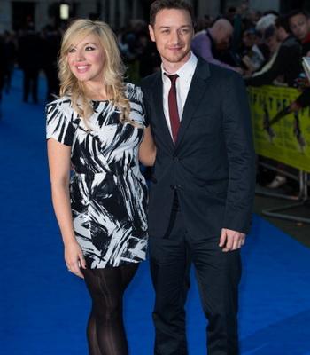 «Грязь». Сестра и брат Джой МакЭвой и Джеймс МакЭвой на премьере фильма «Грязь» в Лондоне, Англия. Фото: Ian Gavan/Getty Images