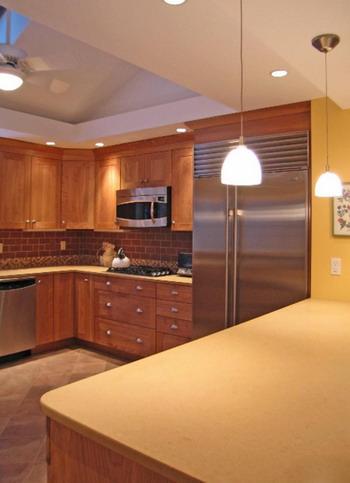 Большинство архитекторов приветствуют небольшие проекты и не против работать над кухонными конструкциями. Фото с сайта theepochtimes.com