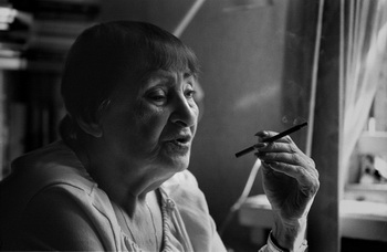 Инна Лиснянская. Фото: Александр Тягны-Рядно