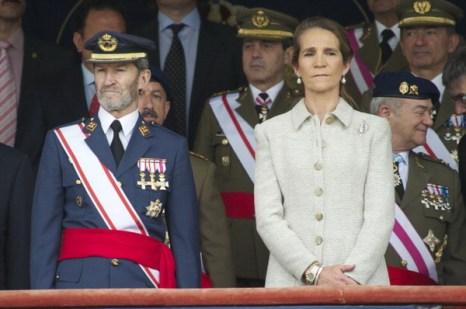 Фоторепортаж с церемонии принятия присяги Королевской гвардии в Мадриде. Фото: Carlos Alvarez/Getty Images