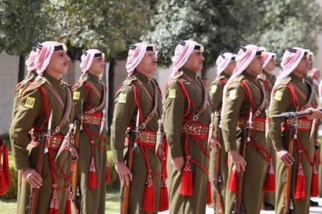 Принц Чарльз и Камилла посетили Иорданию. Фото: Chris Jackson/Getty Images