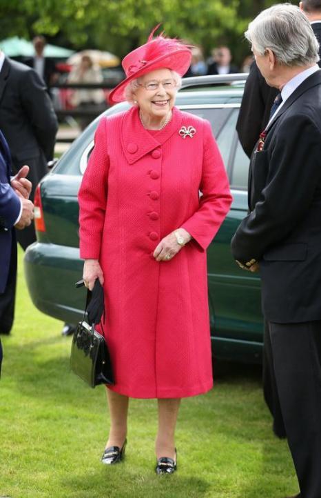 Елизавета II прибыла на финал королевского Кубка по поло. Фото: Chris Jackson/Getty Images