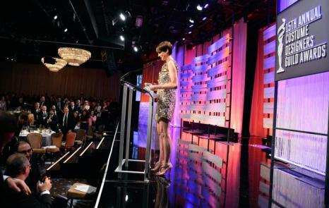 Церемония вручения премии Гильдии дизайнеров США. Фото: Christopher Polk/Getty Images for CDG