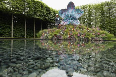 Королевское шоу цветов в Челси открылось. Фото: Dan Kitwood/Getty Images