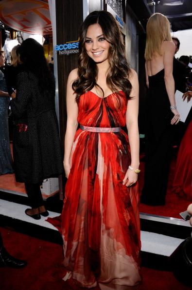 Красная дорожка SAG Awards-2011, 30 января 2011,  Лос-Анджелес, Калифорния.  Фото: Kevork Djansezian/Getty Images