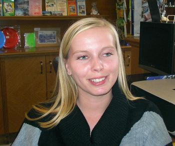 Моника Хлавова, 24 года, работник городской ратуши