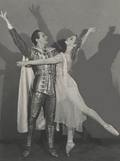В заглавной партии балета