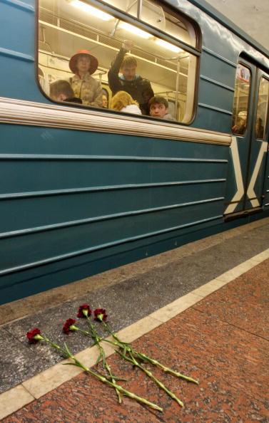 Теракты в московском метро. Фоторепортаж с места событий. Фото: Dmitry Korotayev/Epsilon/Getty Images