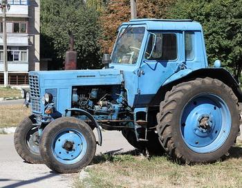 Трактор МТЗ-80, белорусского производства, достиг мирового скоростного рекорда среди тракторов. Фото: wikipedia.org