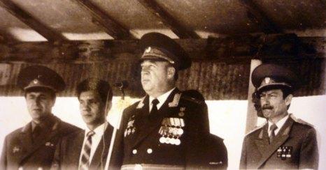 Шойгу С.К. в Комгароне РСО-Алания. Фото из архива Гарри Феодорова.