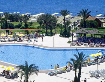 Курорт Белек в Турции. Фото РИА Новости