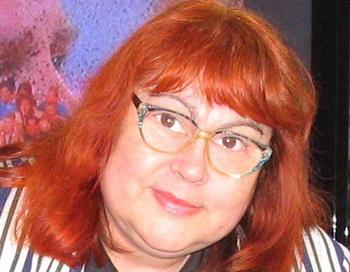 Жанна Тигрицкая. Фото предоставлено автором