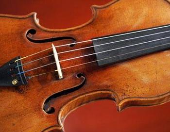 Скрипка. Фото с сайта topnews.in