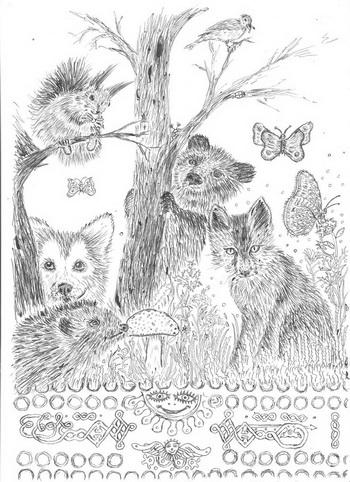 Иллюстрация Сергея Вшивцева