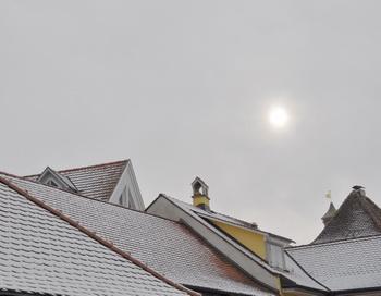 Снег. Фото: Николай Богатырев