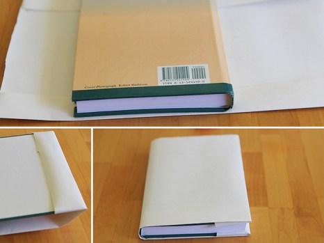 Сами обёртываем учебники. Фото  с сайта new.ba-bamail.co.il