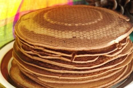 Блинчики-пустышки шоколадные. Стройнеем, не голодая. Фото: Хава Тор/Великая Эпоха (The Epoch Times)