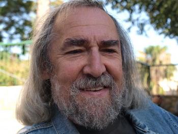 Владимир Ханан ,поэт, прозаик. Фото: Хава ТОР/Великая Эпоха