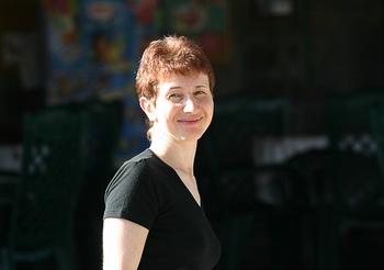Светлана Менделева, поэт. Фото с сайта mendelevy-gutkin.com