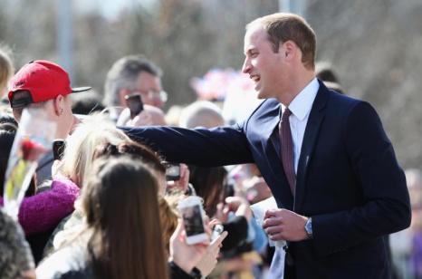 Принц Уильям и герцогиня Кэтрин прибыли в Шотландию. Фото: Chris Jackson/Getty Images