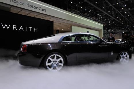 Новый Rolls-Royce Wraith. Фото: Harold Cunningham/Getty Images