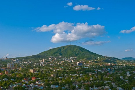 Пятигорск. Фото: Webelement