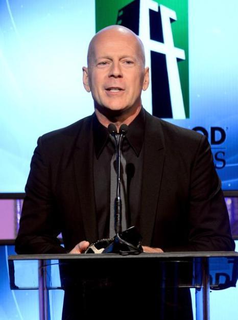 Брюс Уиллис на вручении 17-й ежегодной кинопремии Голливуда Hollywood Film Awards 21 октября 2013 года в Беверли-Хиллз, Калифорния (США). Фото: Mark Davis/Getty Images