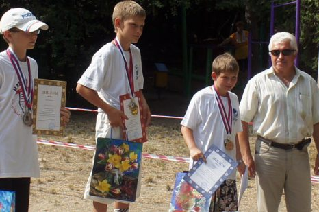 Яковлев Егор (слева), Королев Александр (по центру), Назаров Никита (справа).Фото: Андрей Михайловский.Великая Эпоха (The Epoch Times)