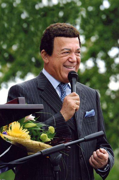 Иосиф Кобзон. Фото: wikipedia.org