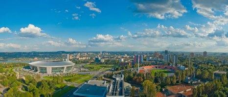 Донецк. Фото: Ruslan Semichev/Photos.com
