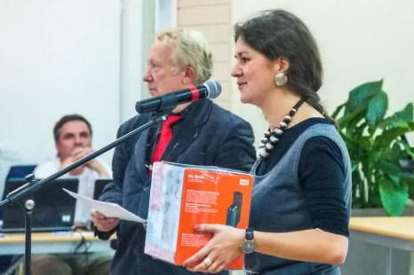 Ксения Диодорова, получившая ГЛАВНЫЙ приз в номинации