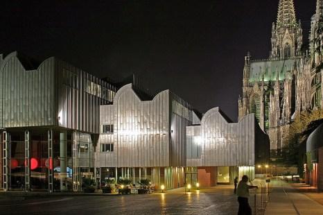 Музей Людвига. Ночь музеев пройдёт в Кёльне. Фото: Thomas Robbin/commons.wikimedia.org