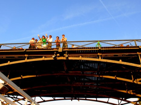 Мост через Сену. Фото: Ирина Рудская/Великая Эпоха (The Epoch Times)