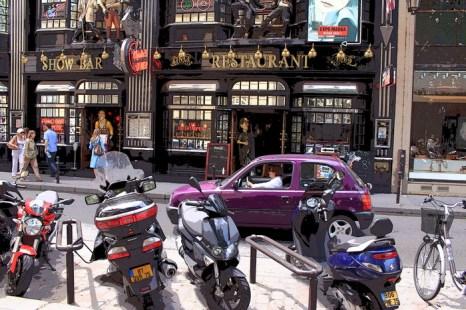 На улицах Парижа. Фото: Ирина Рудская/Великая Эпоха (The Epoch Times)