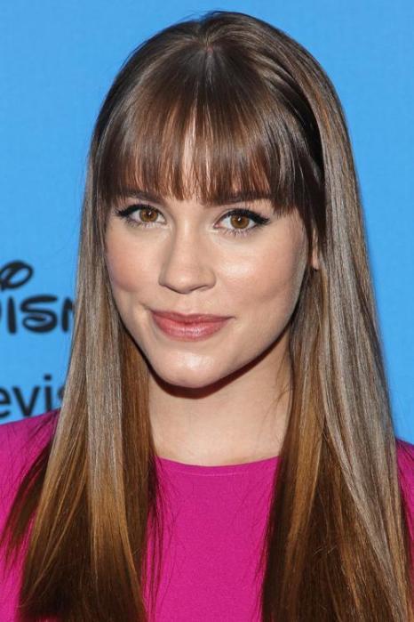 Актриса Криста Б. Аллен. Модные причёски представили знаменитости в августе 2013 года. Фото: Paul A. Hebert/Getty Images