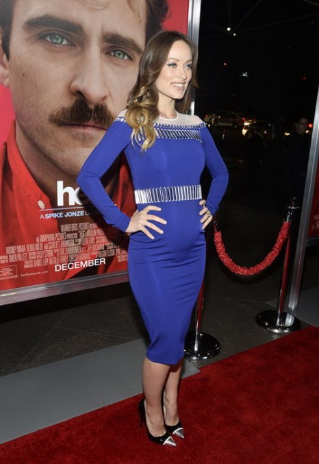 Оливия Уайлд посетила нью-йоркскую премьеру фильма «Август: Графство Осейдж» 12 декабря. Фото: Frazer Harrison / Getty Images