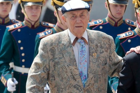 Евгений Евтушенко, 12 июня 2010 года. Фото: ALEXANDER NATRUSKIN/AFP/Getty Images