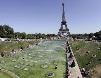 Франция. Фото: GABRIEL BOUYS/AFP/Getty Images
